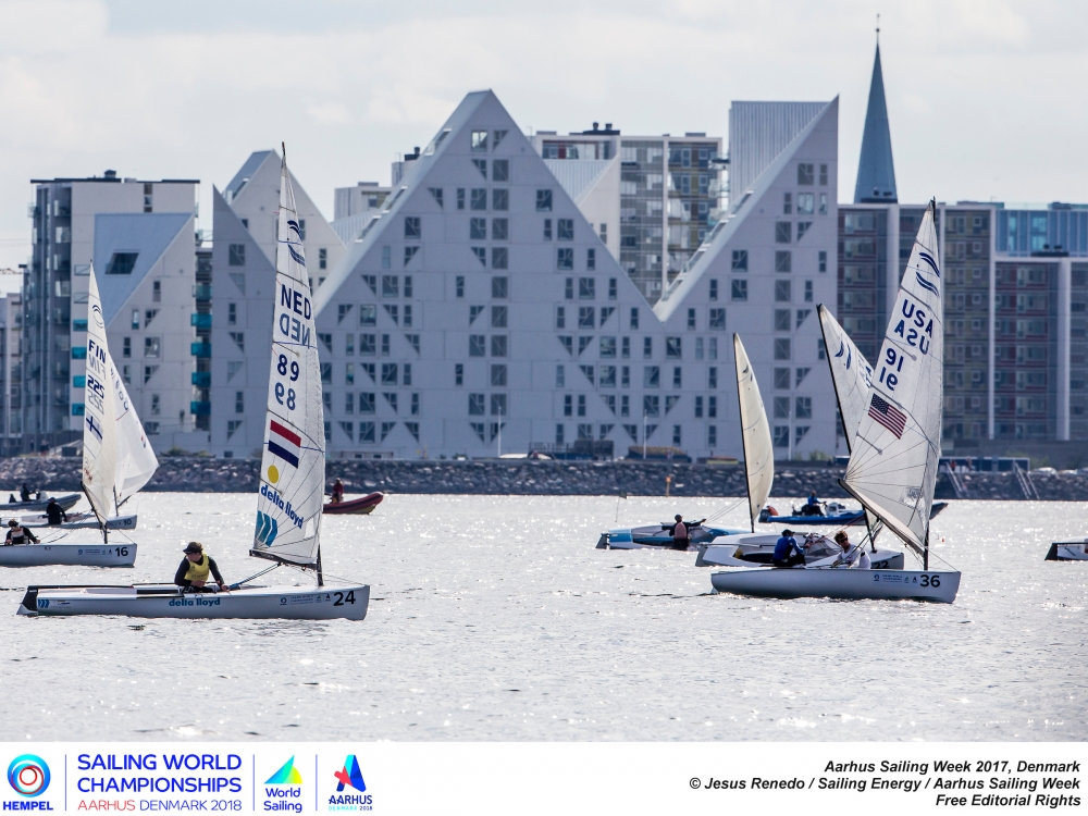Aarhus tests champions as Nacra medal race cancelled