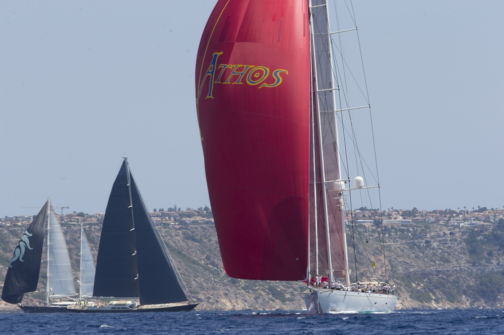 Entries are flooding in for the 2019 Superyacht Cup Palma