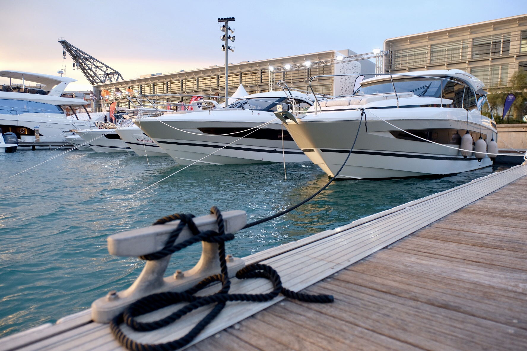 M Yachts joins the Valencia Boat Show