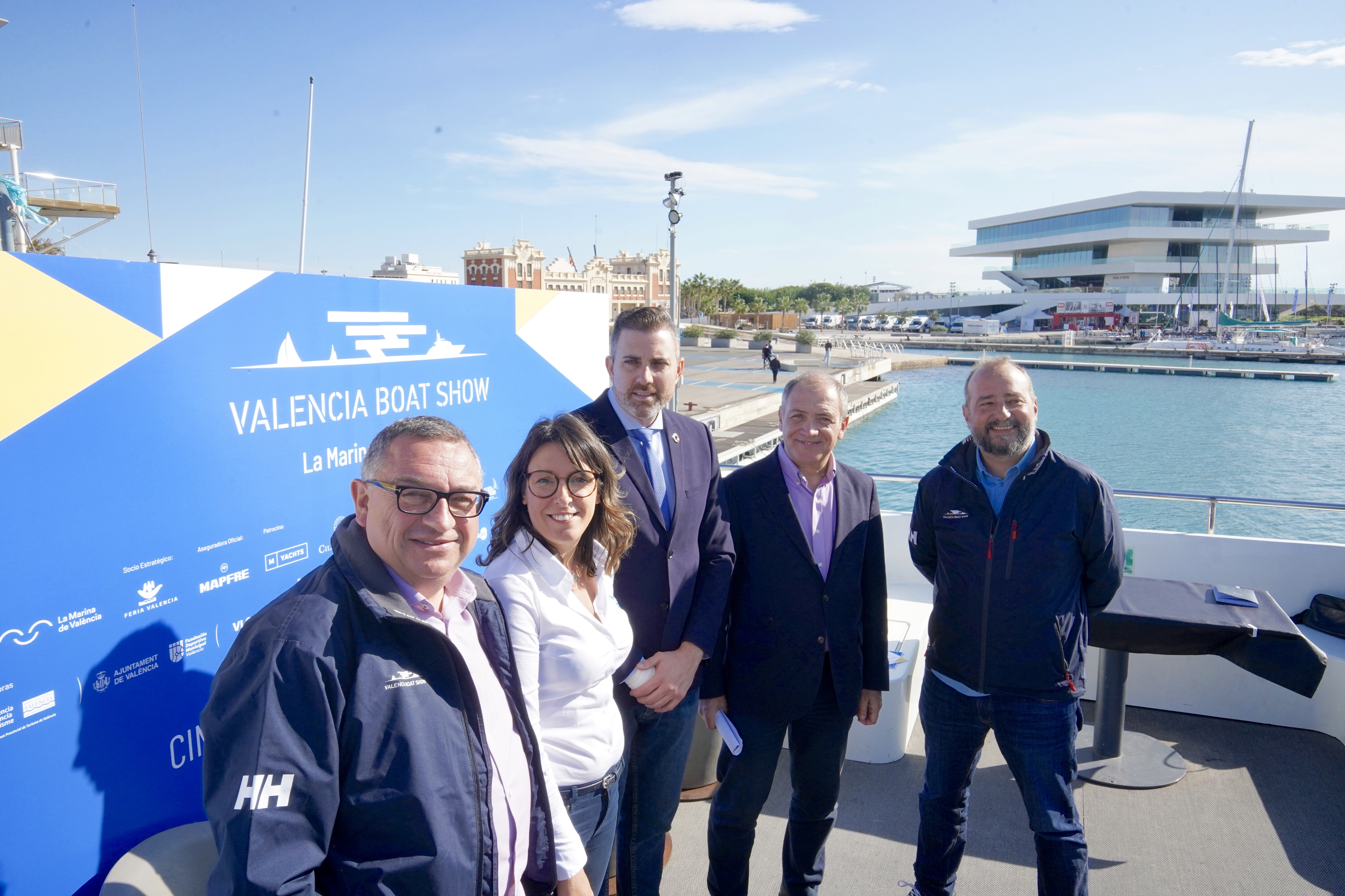 Valencia Boat Show: full house of exhibitors for 2019